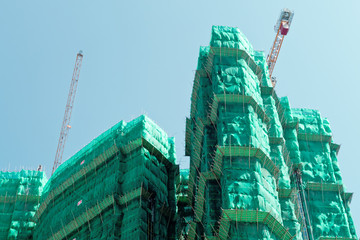Housing and construction in Hong Kong