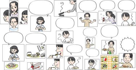comic story