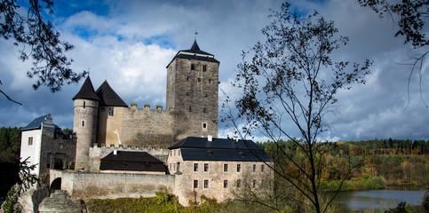 Kost Castle, North Bohemia, Czech Republic, Europe