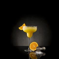 Orange Margarita Cocktail