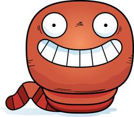 Happy Little Worm