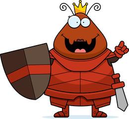 Cartoon Ant Queen Armor Idea