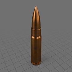 Long bullet