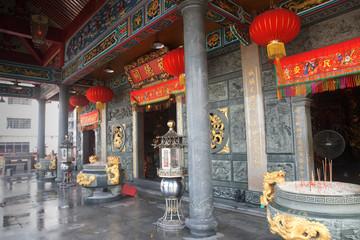 Tua Pek Kong temple in Bintulu, Malaysia.
