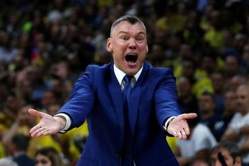 EuroLeague Final Four Semi Final B - Fenerbahce Dogus Istanbul vs Zalgiris Kaunas