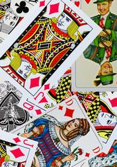 KARTENSPIEL - Skat-Romme-Canaster-Poker