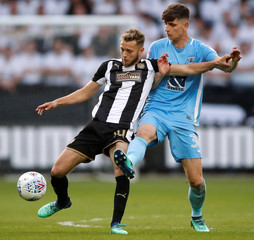 League Two Play Off Semi Final Second Leg - Notts County vs Coventry City