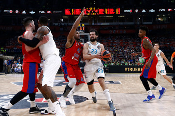EuroLeague Final Four Semi Final A - CSKA Moscow vs Real Madrid