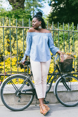 Bike ride in Paris
