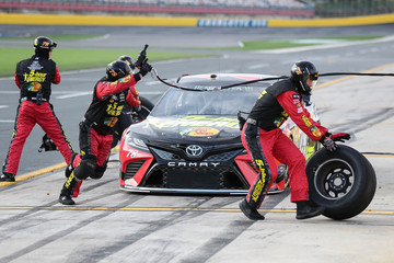 NASCAR: Monster Energy NASCAR Cup Series All-Star Race-Qualifying