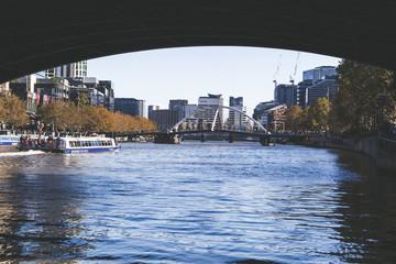 Melbourne Yarra River, Australia