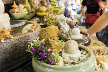 Market place in Bangkok
