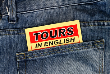 Tours in english
