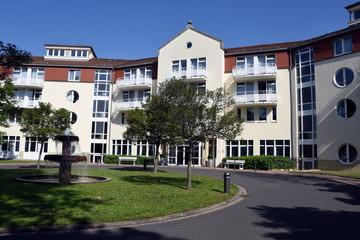 Bad Liebenwerda, Eisenmoorbad, Kurklinik
