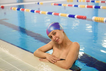 Pregnant woman, Swimming Pool, Health, fitness