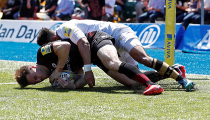 Premiership Semi Final - Saracens vs Wasps