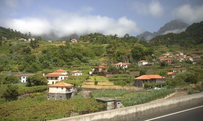 Sao Vincente, Madeira, Portugal