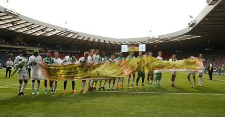 Scottish Cup Final - Celtic vs Motherwell