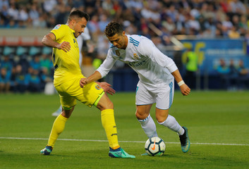 La Liga Santander - Villarreal vs Real Madrid