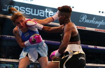 Nicola Adams vs Soledad del Valle Frias - Super Flyweight