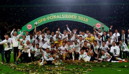 DFB Cup Final - Bayern Munich vs Eintracht Frankfurt