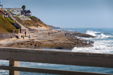 Ocean Beach San Diego, California