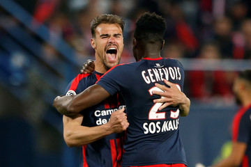 Ligue 1 - Caen vs Paris St Germain