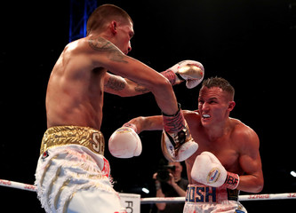 Lee Selby vs Josh Warrington - IBF World Featherweight Title