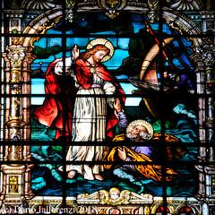 Jesus helps peter, Cordoba Cathedral