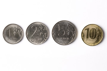 Russian coins - Ruble