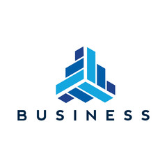 triangle business logo