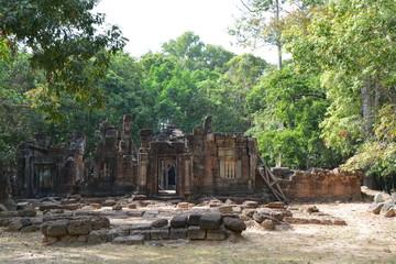 カンボジアのアンコール遺跡群~クオル・コー