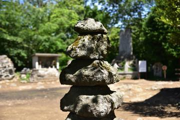 日本の石灯籠