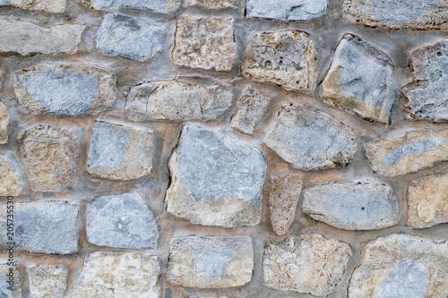 Alte Wand Aus Naturstein
