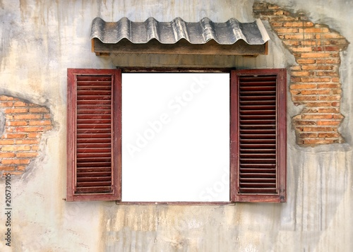 window, wall, house, building, old, architecture, wood, home, red ...