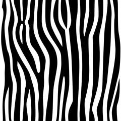 stripe animal jungle zebra fur texture pattern seamless repeat white black