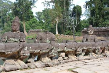 カンボジアのアンコール遺跡群~プリヤ・カーン