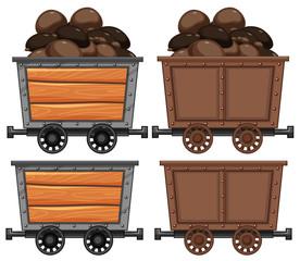 A Cart Full of Coal