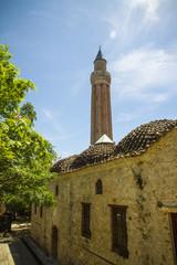 Mosque in Antalya - Stock Image