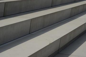 Beton Architektur Fotografie moderne oder Postmoderne