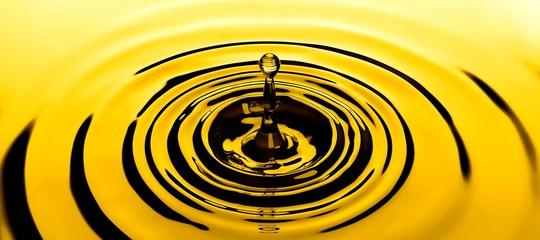 Diesel Öl Trofen, Öl Säule