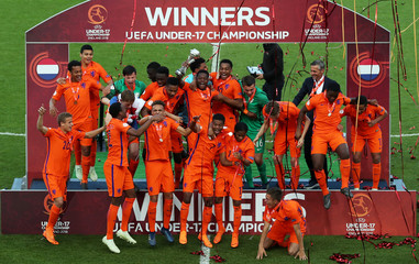 UEFA European Under-17 Championship Final - Italy vs Netherlands