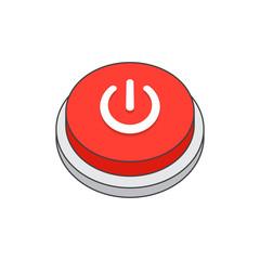 Power icon ,shutdown