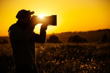 Passionate Outdoor Photographer