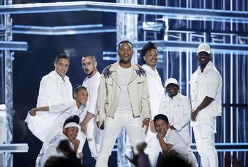 2018 Billboard Music Awards – Show – Las Vegas