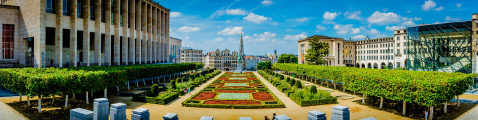 Foto op Canvas Brussel City of Brussels - Belgium