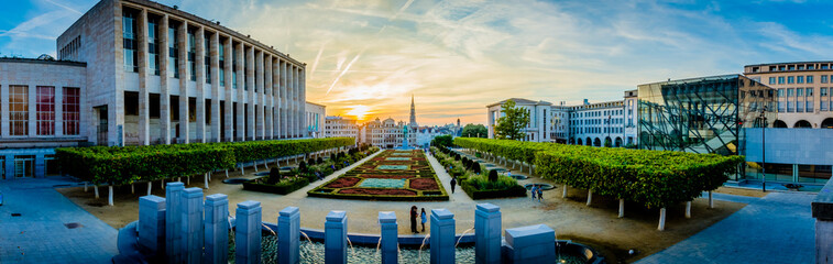 City of Brussels - Belgium