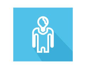 head lamp business company web corporation image vector icon symbol