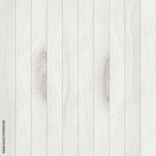 Seamless Natural White Wood Planks Texture Stockfotos Und