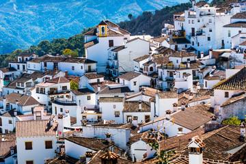 Benalauria, Andalusia, Spain